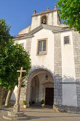 Iglesia de San Martinho. Sintra. Portugal