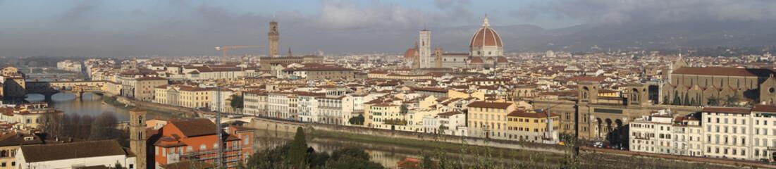 フィレンツェ 全景