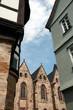 historische Rathaus und Walpurgiskirche