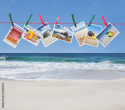 canvas print picture Urlaubsfotos