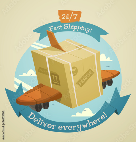 Delivery illustration
