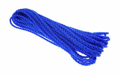 Strong Blue Poly Rope
