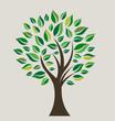 Smart Tree Vector