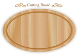 Cutting, carving, cheese board, wood grain detail, oval shape