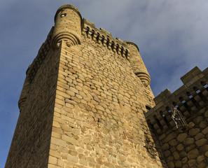 Torre del Homenaje. Castillo de Oropesa.
