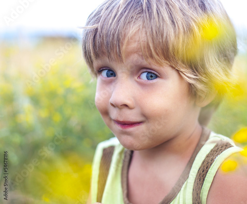 little boy © Anelina