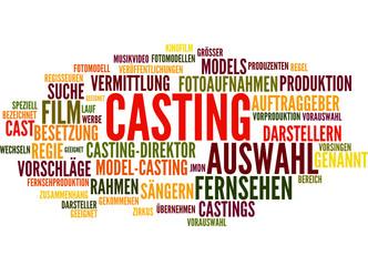 Casting (Agentur, Künstler, Auswahl)