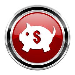 piggy bank icon