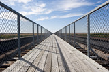Longest Pedestrian Bridge in Canada