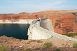 Glen Canyon Dam, Arizona in the United States