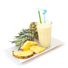 smoothie ananas ananasowy