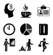 finances icons