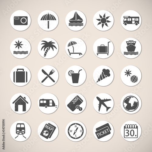 Holiday Icons (I)