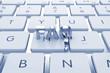 FAQ text on computed keyboard