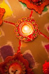 Hindu Rangoli diva hinduism divali new year holi
