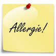 Allergie!