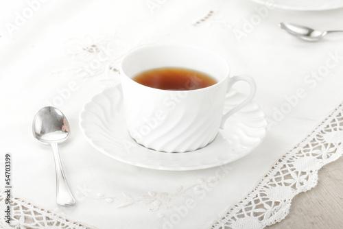 Tazza di thè all'inglese