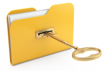 folder\files protection concept
