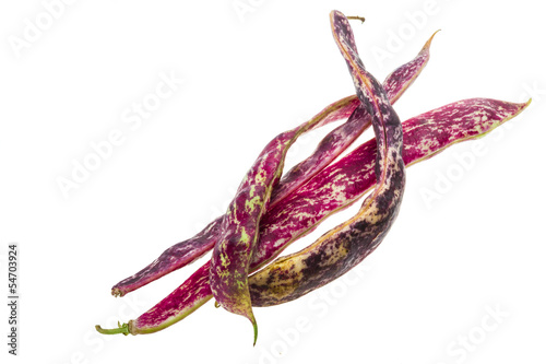 Red bean pod