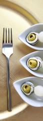 Gourmet brochette