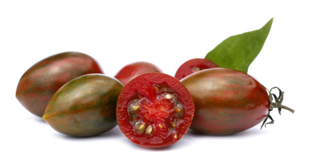 Multicolor tomato red green