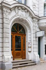 Fasade, doors