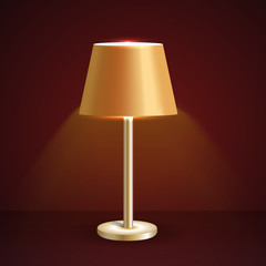 Vector table lamp