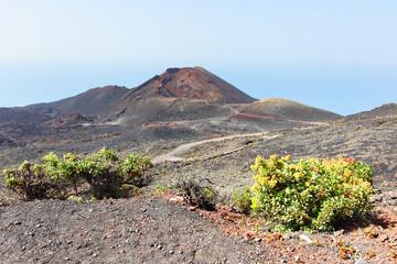 Small volcano