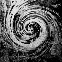 abstract twist background