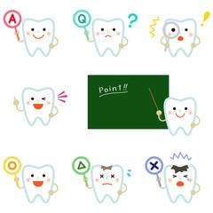 teeth - lesson