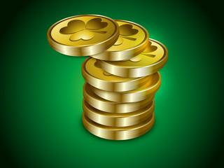 st patrick coins