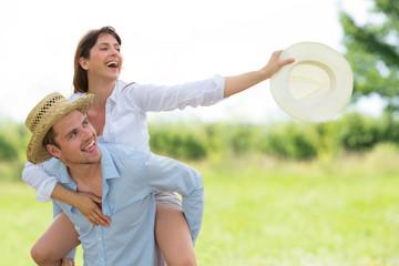 love romantic moment couple