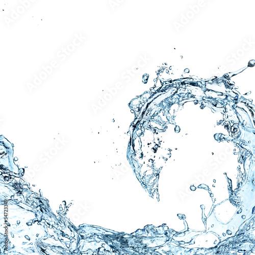 chlapniecie-woda