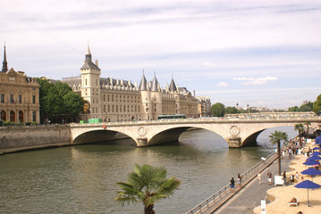Paris, La Conciergerie