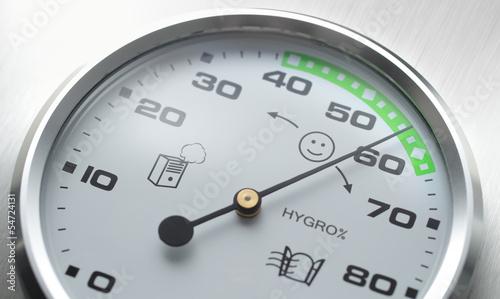 Hygrometer - 54724131