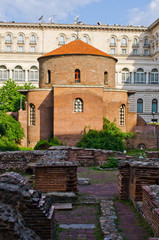 St George rotunda, Sofia, Bulgaria