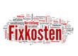 Fixkosten (Kosten, Ausgaben, Herstellung)