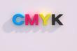 3D - CMYK (III)