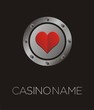 hearts casino poster, backdrop, plakat, background, banner