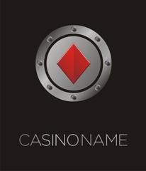 diamonds casino poster, backdrop, plakat, background, banner
