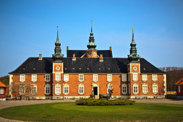 The royal palace from the 14th century