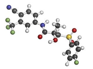 Bicalutamide prostate cancer drug (anti-androgen)