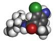 Metoclopramide nausea and vomiting treatment drug.