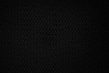 hexagonales schwarzes Gitter