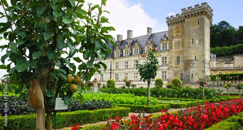 château de la Villandry