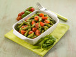 pasta with ricotta spinach pesto and fresh tomatoes