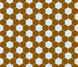 Hexagon pattern seamless.