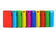 MultiColor Mobile Phone plastic cases - 54741740
