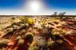 Leinwandbild Motiv Australian outback