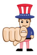 We Want You - Uncle Sam - Business Cartoon Characters